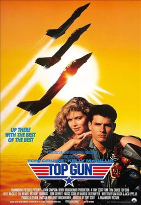Top Gun: Pasión y gloria (1986)