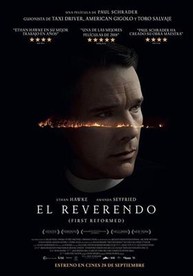 El reverendo (First Reformed) (2017)