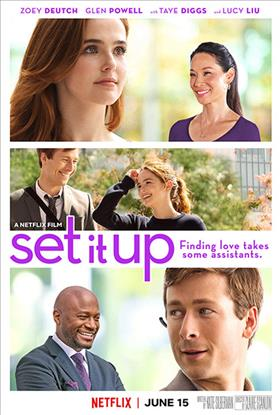 Set It Up: El plan imperfecto (2018)