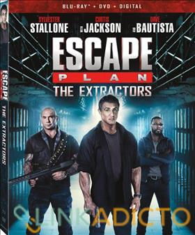 Plan de escape: El rescate (2019)